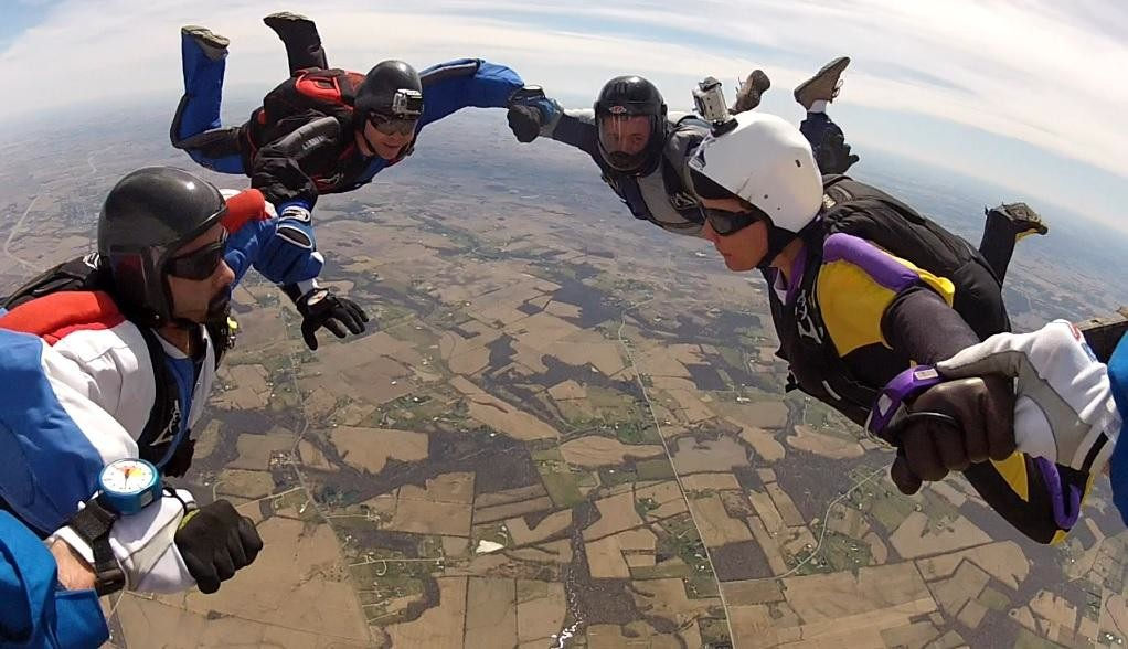 Welcome to Skydive Cincinnati, providing world-class skydiving in Ohio since Located in Waynesville, OH, just minutes from Cincinnati and Dayton.