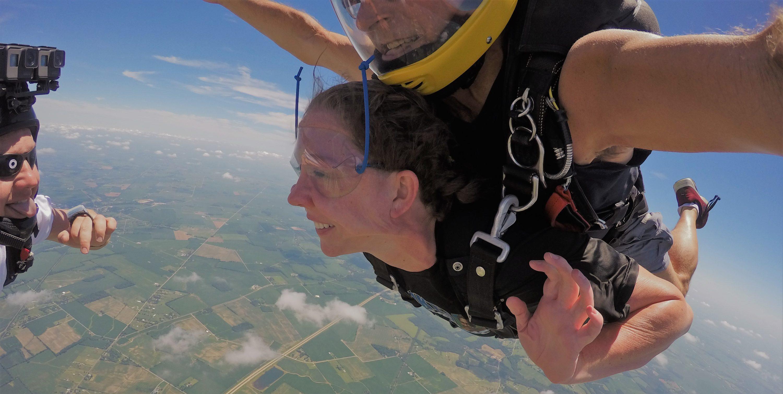 Skydive Ohio Skydiving Near Cincinnati Columbus And